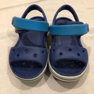 Crocs sandals toddler